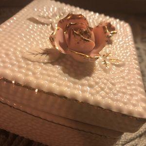 Trinkets box